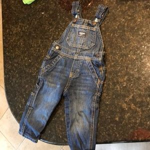 Other - Flannel lined overalls